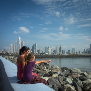 Panama, the end of the road